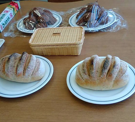 ランチ会パン
